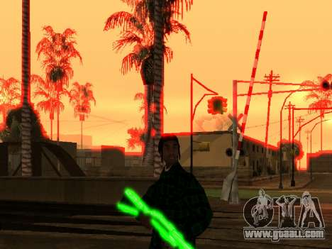 Color Mod for GTA San Andreas