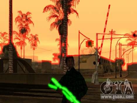 Color Mod for GTA San Andreas