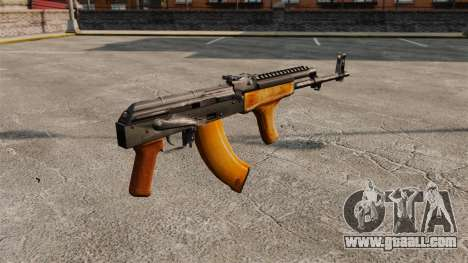 AK-47 v6 for GTA 4 second screenshot