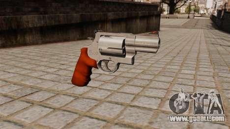 500ES S&W Magnum revolver. for GTA 4