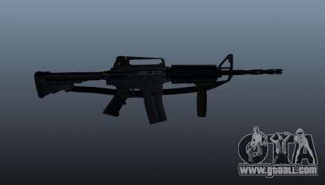 Automatic carbine M4A1 Grip for GTA 4 third screenshot