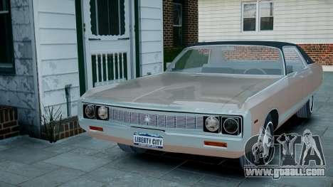 Chrysler New Yorker 1971 for GTA 4
