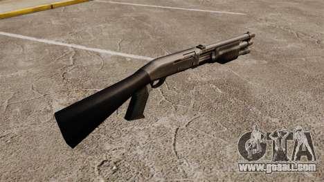 Benelli M3 Super 90 shotgun for GTA 4 second screenshot
