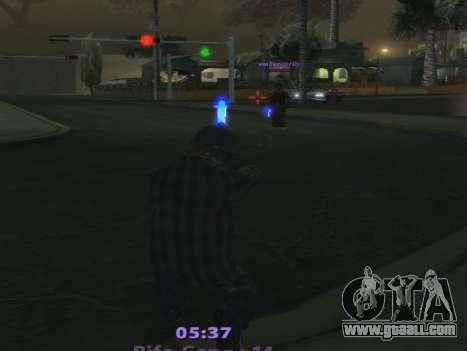 Color Mod for GTA San Andreas third screenshot
