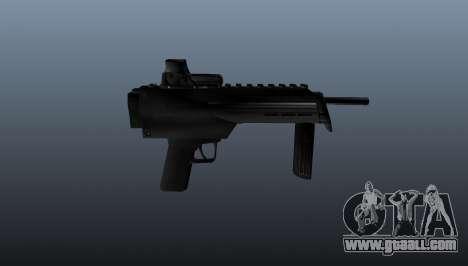 Submachine gun in half-life for GTA 4 third screenshot