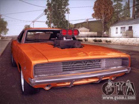 Dodge Charger RT V2 for GTA San Andreas