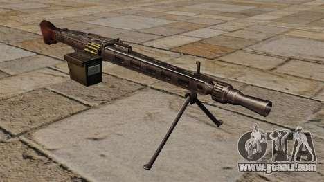 General-purpose machine gun M63 for GTA 4