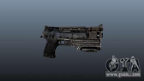 10 mm pistol for GTA 4 third screenshot