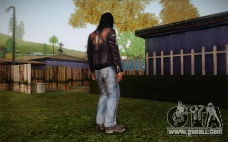 Biker Tommy from Prey for GTA San Andreas second screenshot