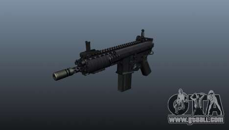 KAC PDW Rifle Shortstuff for GTA 4