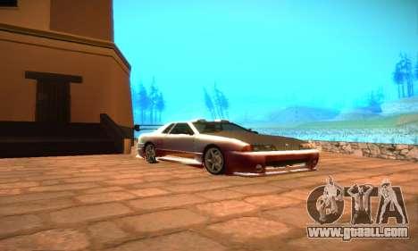 Elegy Hybrid for GTA San Andreas