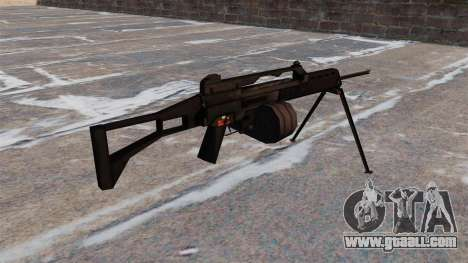 MG36 assault rifle for GTA 4 second screenshot