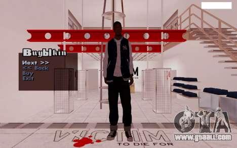 HD Pak Skins vagabonds for GTA San Andreas sixth screenshot