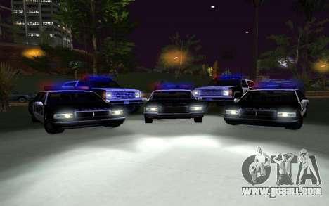 New Effects v1.0 for GTA San Andreas sixth screenshot