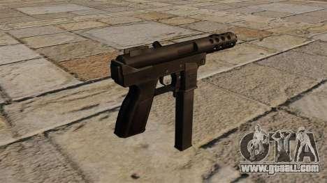 Intratec TEC-self-loading pistol DC9 for GTA 4 second screenshot