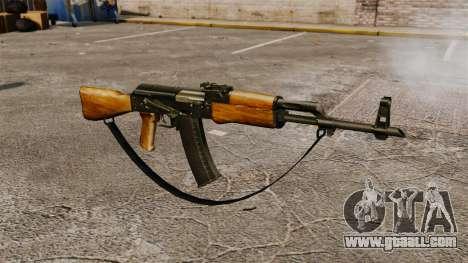AK-47 v5 for GTA 4