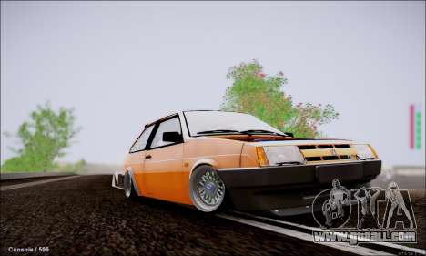 VAZ 21083 Low Classic for GTA San Andreas