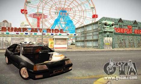 Chevrolet Kadett GS 2.0 for GTA San Andreas