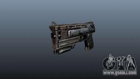 10 mm pistol for GTA 4