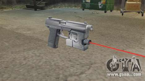 H&K MK23 Socom Pistol for GTA 4