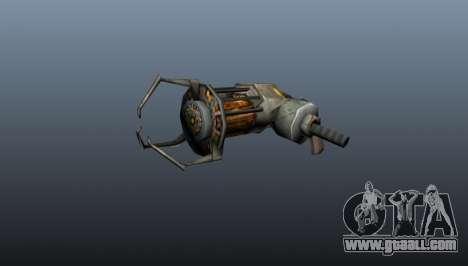 Gravity gun for GTA 4