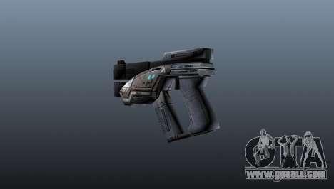 Pistol M3 Predator for GTA 4 second screenshot
