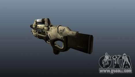 M-96 Mattock for GTA 4 second screenshot
