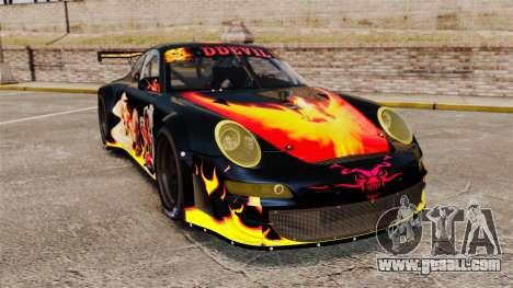 Porsche GT3 RSR 2008 Ddevil for GTA 4