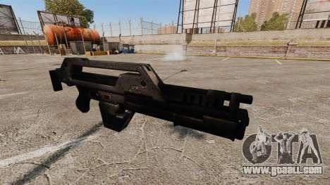 M41A pulse rifle for GTA 4