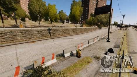 Liberty City Race Track for GTA 4 fifth screenshot