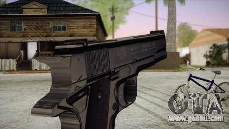 Colt Government 1911 for GTA San Andreas third screenshot