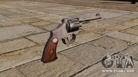 M1917 Revolver for GTA 4 second screenshot