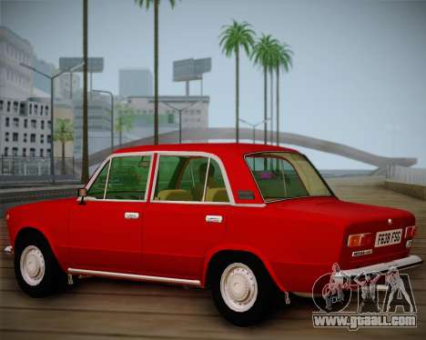 VAZ 21011 Export for GTA San Andreas inner view