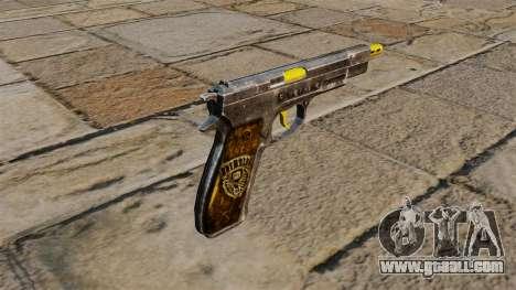 Pistol Cz75 for GTA 4 second screenshot