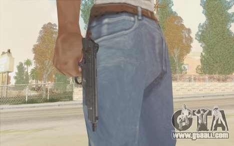 Beretta M9 v2 for GTA San Andreas third screenshot