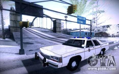 Police North Yankton for GTA San Andreas