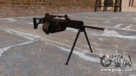 MG36 assault rifle for GTA 4