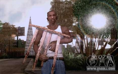 Stool for GTA San Andreas