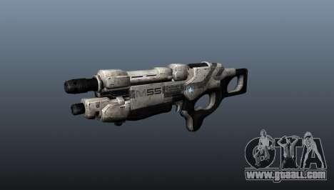 M-55 Argus for GTA 4