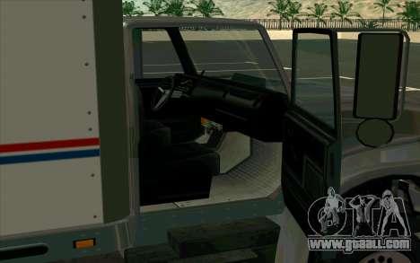Yankee GTA 4 for GTA San Andreas back left view