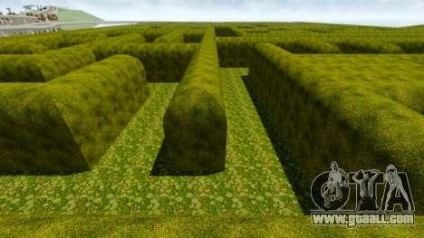 Maze for GTA 4 forth screenshot
