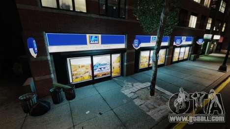 Aldi Stores for GTA 4 forth screenshot