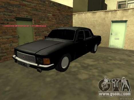 GAZ 3102 for GTA San Andreas