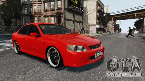 Ford Falcon XR8 for GTA 4