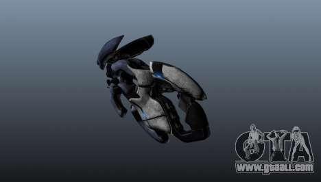 Geth Plasma for GTA 4 second screenshot