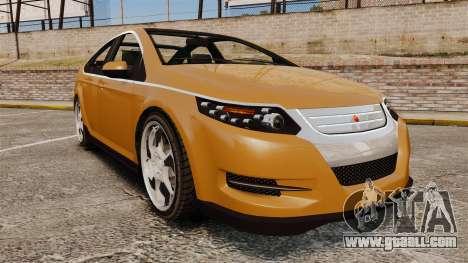GTA V Cheval Surge for GTA 4