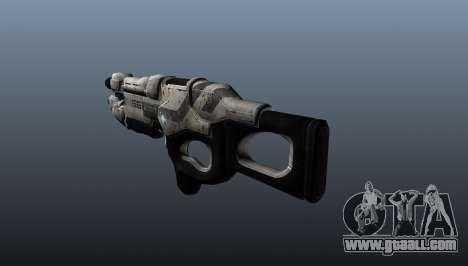 M-55 Argus for GTA 4 second screenshot