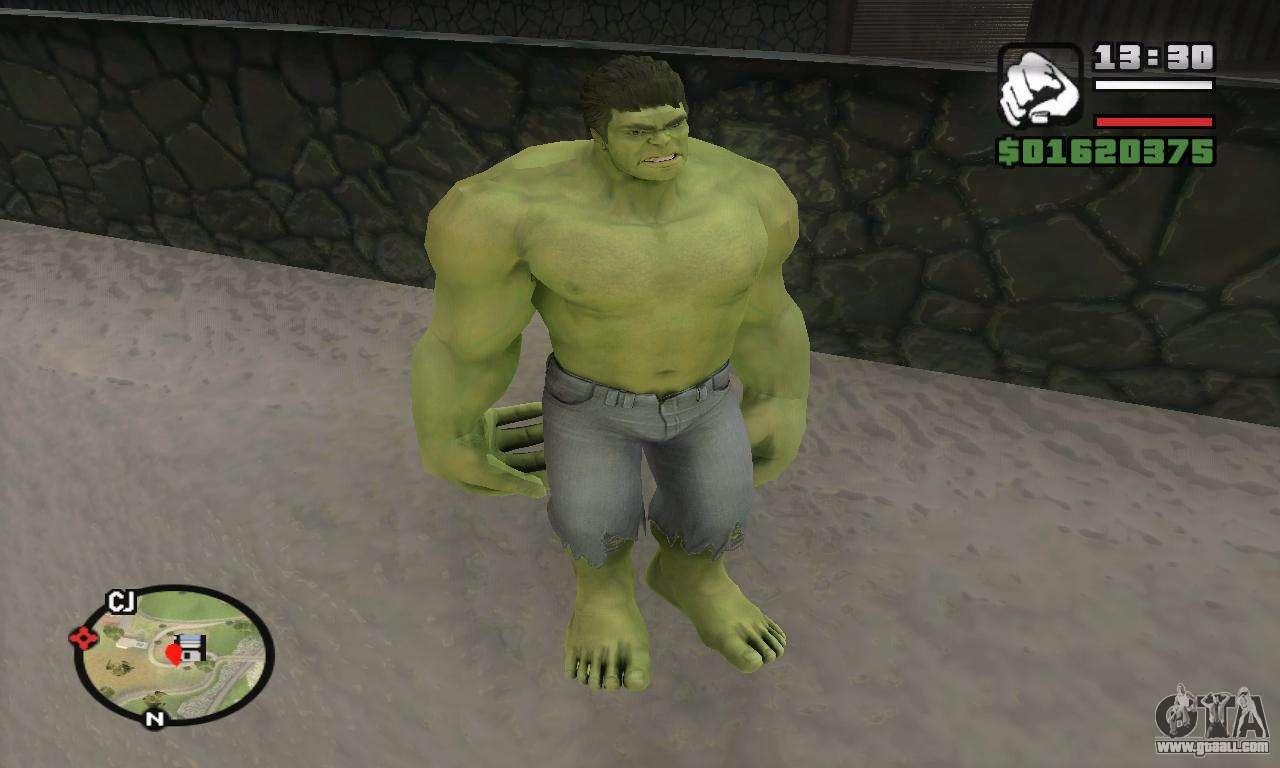 Tag Code De Triche Gta 5 Ps3 Pour Devenir Hulk — waldon protese-de