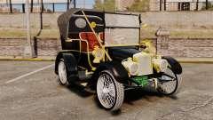 Vintage car 1910