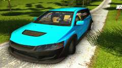 Mitsubishi Evo IX Wagon S-Tuning for GTA San Andreas